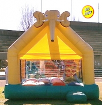 Elefante Inflable